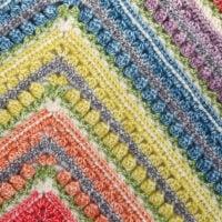 Namaqualand Baby Blanket Pattern