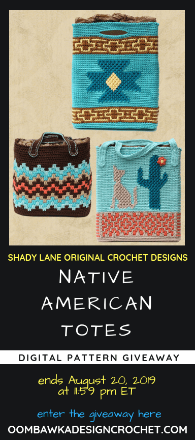 Native American Totes eBook Giveaway 1