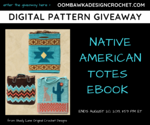 Native American Totes eBook Giveaway