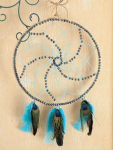 Star Feather - Dream Catchers - Annie's Craft Store - Book Review by Oombawka Design Crochet