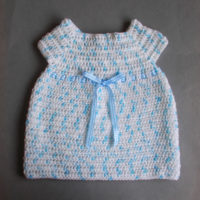 Starting Out Crochet Baby Dress Pattern