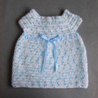 Starting Out Crochet Baby Dress Pattern