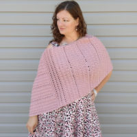 The Alluvium Poncho Pattern