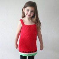 Watermelon Dress Pattern