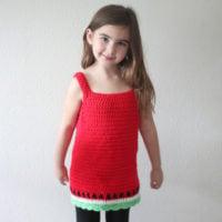 Watermelon Dress Pattern