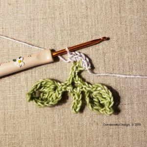 1 Flowers Pretty Posies Square Oombawka Design Crochet