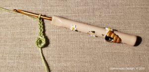 1 Leaves Pretty Posies Oombawka Design Crochet