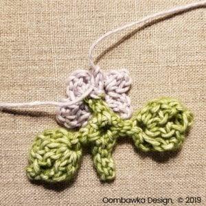 10 Flowers Pretty Posies Square Oombawka Design Crochet