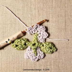 13 Flowers Pretty Posies Square Oombawka Design Crochet