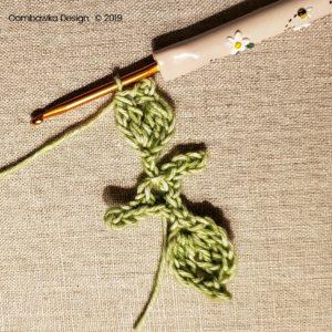 14 Leaves Pretty Posies Oombawka Design Crochet