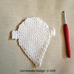 3 Ghost Coin Purse Tutorial Oombawka Design Crochet