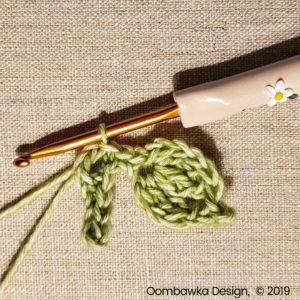 6 Leaves Pretty Posies Oombawka Design Crochet