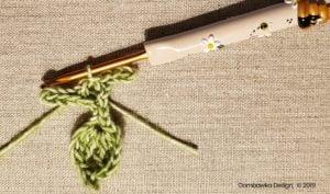 8 Leaves Pretty Posies Oombawka Design Crochet
