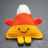 Cuddly Crochet Candy Corn