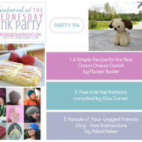 Featured at Wednesday Link Party 314