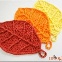 Autumn Leaves Crochet Pattern