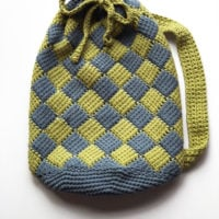 Jester's Bag Pattern by Michael Sellick