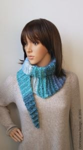 Alesha Fall Triangle Scarf Pattern by Rhondda Mol Oombawka Design Crochet 2019 PIN