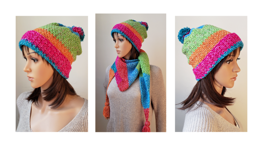 Amelia Hat Pattern from Oombawka Design Crochet