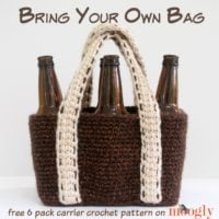 Bring Your Own Bag Pattern