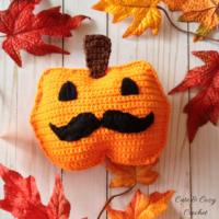 Jacques-o-Lantern by Cute & Cozy Crochet