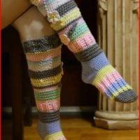 Knee-High Socks Pattern