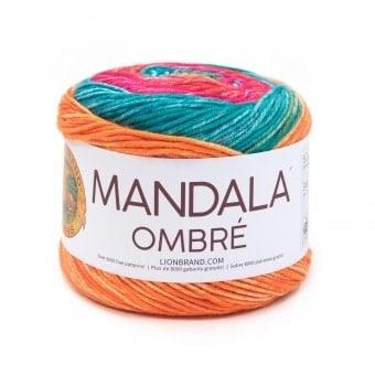 Lion Brand Mandala Ombre Yarn
