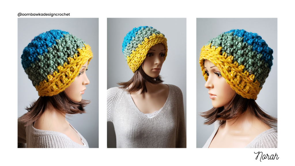 Norah Hat by Oombawka Design Crochet