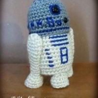 Star Wars Mini Amigurumi Patterns | Star wars crochet, Crochet ... | 200x200