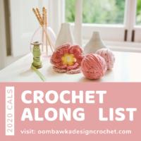 2020 Crochet Alongs CALs List