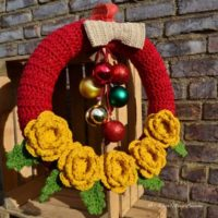 Featured at Wednesday Link Party 324 Scrap Buster Beanie by CAAB Crochet