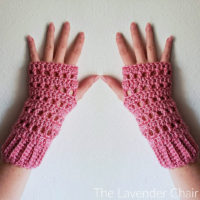 Madison Fingerless Gloves Pattern