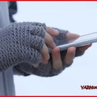 Freestyle Fingerless Gloves Pattern
