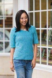 Garden Glow Sweater