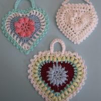 Grandmas heart pattern