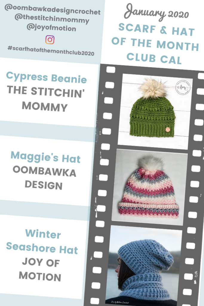 Hat of the Month Club January 2020