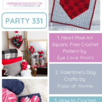 Party-331-Featuring-3-Valentines-Day-Crochet-and-Crafts