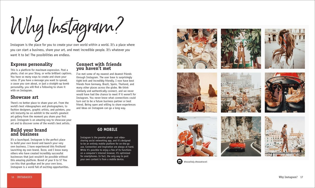 Why Instagram InstaStyle DK Canada Book Review Oombawka Design