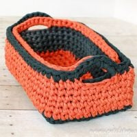 Rectangle Nesting Baskets by Petals to Picots