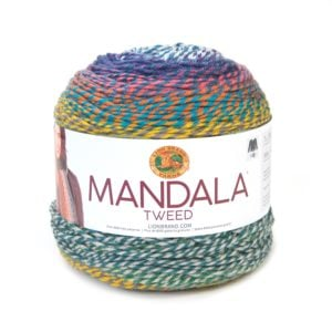 524-207 Mandala Tweed Yarn Dice