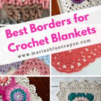 Best Borders for Crochet Blankets