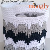 Bouncing Basket Pattern by Moogly