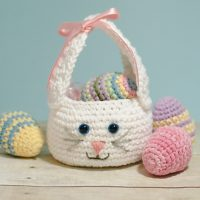 Bunny Basket by Kara Gunza