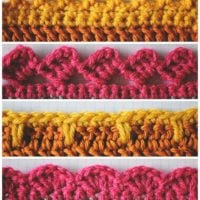 Craftsy 5 Simple and Stunning Crochet Edgings