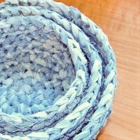 Fabric Nesting Basket Pattern by Kara Gunza