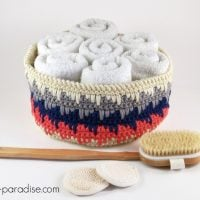 Himalayan Basket by Pattern Paradise