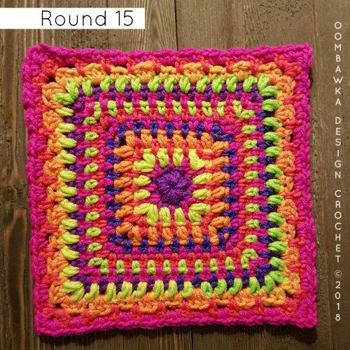 Round 15 Reverie oombawkadesigncrochet