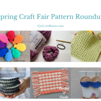 Spring-Crochet-Pattern-Roundup-Featured at Wednesday Link Party 335