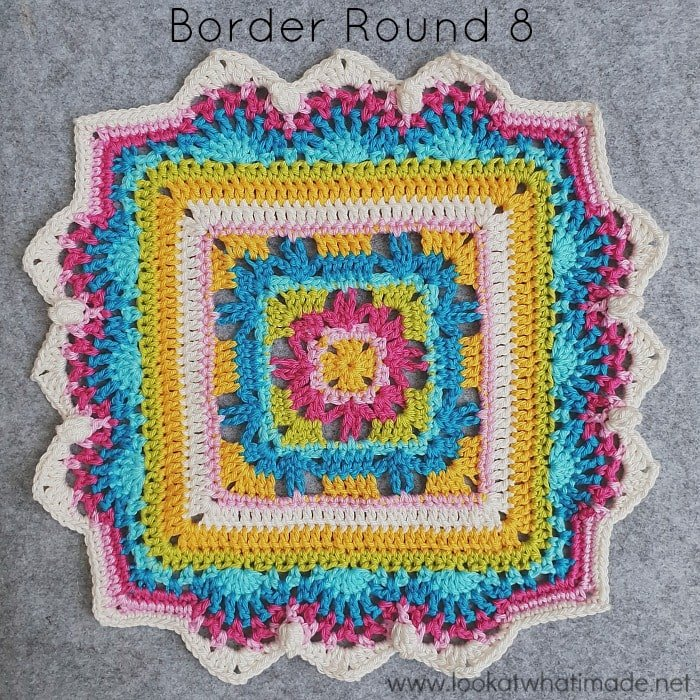 Whipsiderry Border by Dedri Uys Featured at Free Pattern Friday