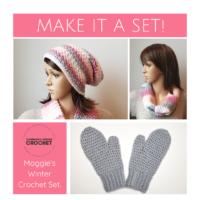 Make the Maggie Winter Crochet Set